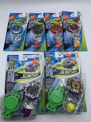 Brand new beyblades $30 for all FIRM for Sale in Kirby, TX