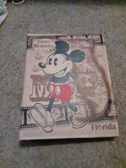 Disney Photo Album for Sale in Gainesville,  FL