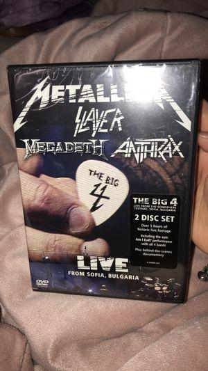 Metallica DVD for Sale in Houston, TX