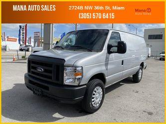 2013 Ford E250 Cargo for Sale in Miami,  FL