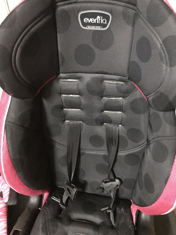 Evenflo Advanced Chase Lx Harness Booster Seat