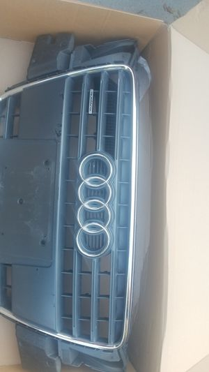 Audi quattro grill part# 8TO-853-651-E-1QP for Sale in Hacienda Heights, CA