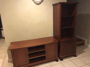TV Stand and Media Console for Sale in Pawtucket, RI