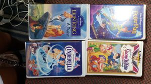 Disney VHS movies for Sale in Riverview, FL