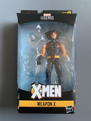 Marvel Legends Weapon X for Sale in Pomona, CA