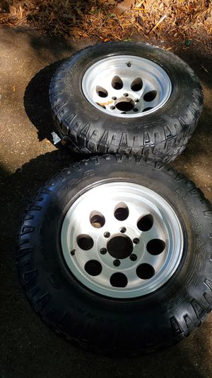"16"" wheels and tires for Sale in North Chesterfield, VA"