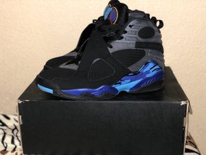 Aqua 8's size 10 condition 9 1/2-10 for Sale in Stockton, CA