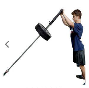 Landmine Olympic barbell Viking press handle for Sale in Phoenix, AZ