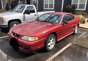1997 Ford Mustang GT for Sale in Manassas, VA