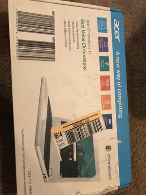 Acer Chromebook 11 for Sale in Bakersfield, CA
