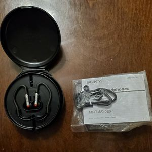Sony mdr-as40ex active headphones (corded, earbud style) for Sale in Chandler, AZ