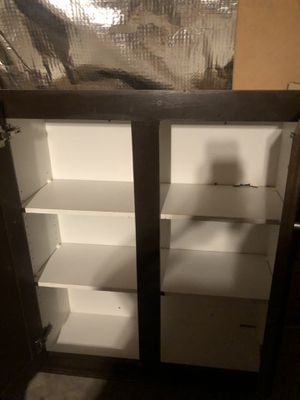Kitchen cabinet for top 36x41 like new condition $100 for Sale in Bloomington, CA