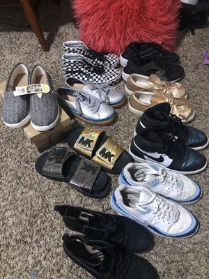 Kids Sneakers lot for Sale in Chesapeake, VA