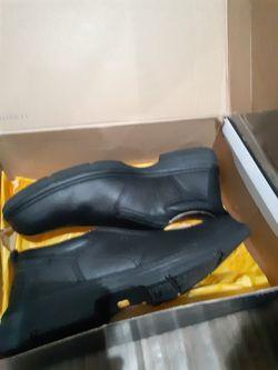 Caterpillar steel toe men size 9$35 for Sale in Phoenix,  AZ