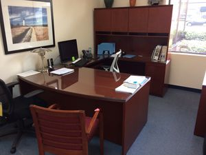 Office desk combo for Sale in Chantilly, VA
