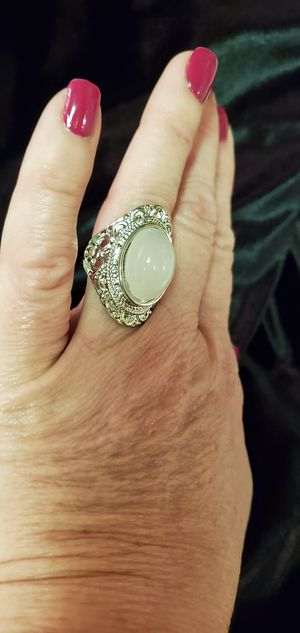 New moonstone ring 7 for Sale in Long Beach, CA