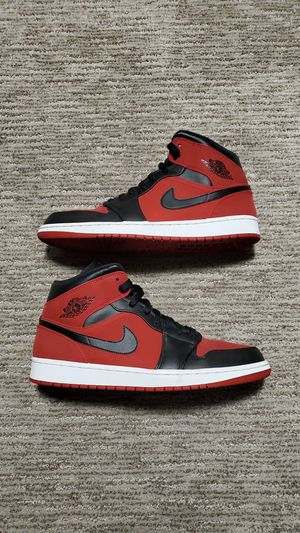 NDS Jordan 1 Mid Banned Size 12.5 w/ receipt for Sale in Seattle, WA