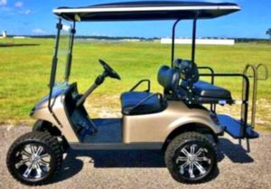Price$1000 EZ-GO TXT 2015 electric golf cart for Sale in Frederick, MD