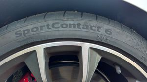 "Continental SportContact 06 Summer Tires 19"" for Sale in Seattle, WA"