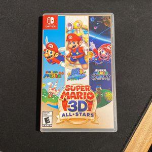 Super Mario 3D All Stars for Sale in Everett, WA