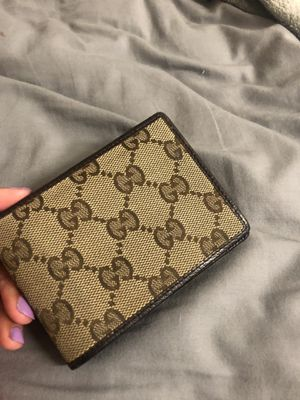 Small Gucci Wallet for Sale in Northville, MI