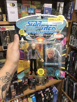 Star Trek admiral McCoy vintage for Sale in Frisco, TX