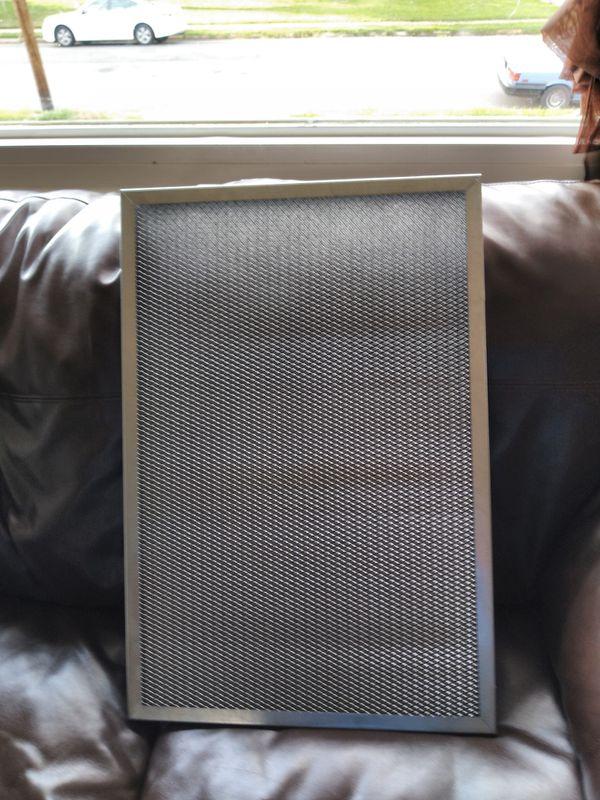 Air filter permanent