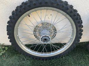 2003 honda cr250r dirt bike wheels for Sale in Irvine, CA
