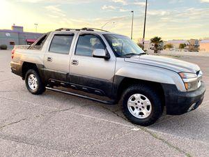 2003 Chevy avalanche 4x4 for Sale in Phoenix, AZ