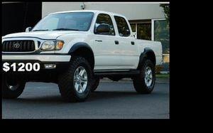 Price$1200 Toyota Tacoma for Sale in Dallas, TX