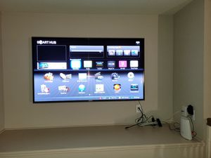 """Samsung 60"""" TV and Sharp 50"""" TV Selling Both Together for Sale in City of Industry, CA"""