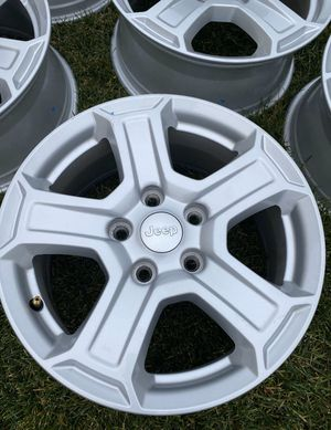 Jeep Wrangler rims for Sale in West Bloomfield Township, MI