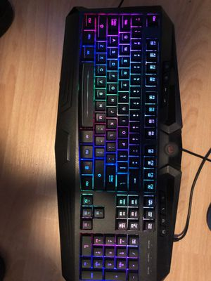 Gaming Keyboard RGB for Sale in Kissimmee, FL