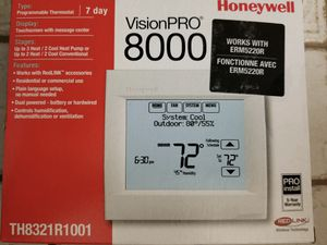 Honeywell 8000 thermostat for Sale in McKees Rocks, PA