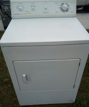 SUPER CAPACITY DRYER for Sale in West Palm Beach, FL