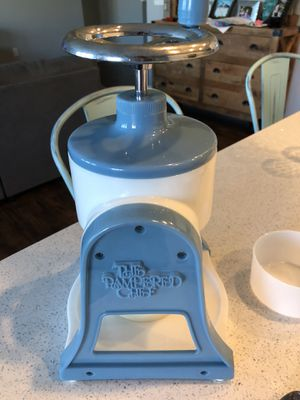 Pampered Chef Shaved Ice maker for Sale in Frederick, MD