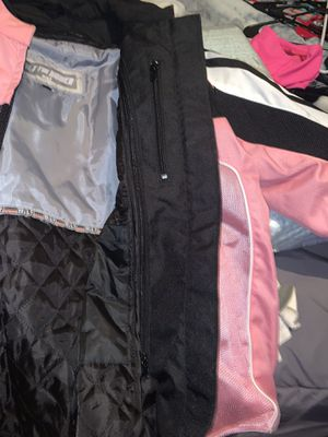 Motorcycle vest with padding. for Sale in Fresno, CA
