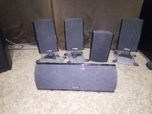 Definitive technology surround speakers for Sale in Post Falls, ID