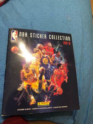 NBA sticker collection 2015-2016 for Sale in Azalea Park, FL