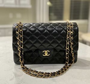 Authentic Chanel Classic Double Flap Jumbo Bag for Sale in Brooklyn, NY