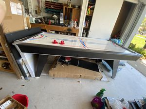 Electronic Air Hockey Table by MD Sports for Sale in Clearwater, FL