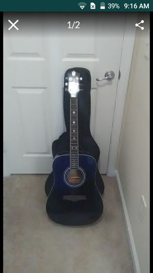 Guitar ( Randy Jackson Series) for Sale in Kennesaw, GA