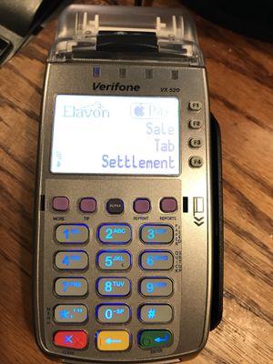 Verifone VX 520 credit card machine for Sale in Nashville, TN