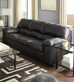 Brazoria Black Living Room Set Ashley❗$39 Down Payment 100 Days Same As Cash for Sale in Austin,  TX