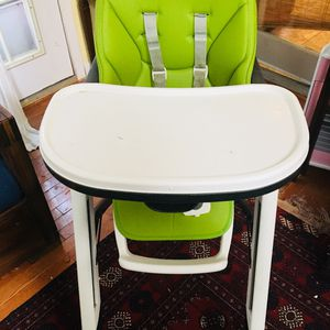 Prego High Chair $125 for Sale in Springfield, VA