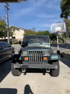 1993 Jeep Wrangler for Sale in La Mirada, CA