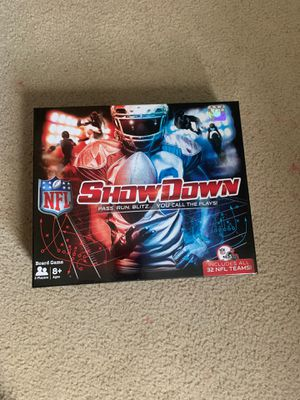 NFL Showdown Board Game for Sale in Uniontown, OH