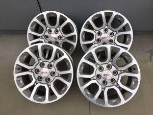 """OEM GMC 18"""" Wheels for Sale in Bradbury, CA"""