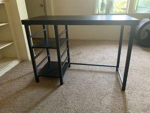 Black Desk for Sale in Gardena, CA