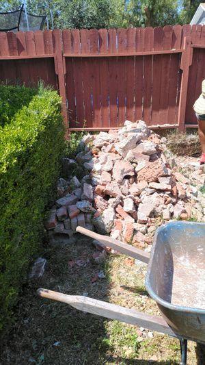 free brick Rubble for Sale in Santa Fe Springs, CA